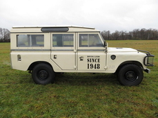 Land Rover Series II 1978