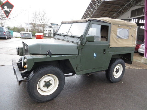 Land Rover Series I 1970
