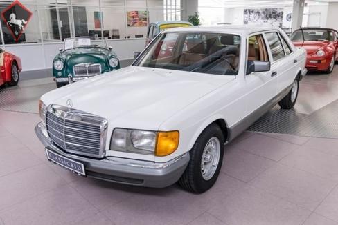 Mercedes-Benz 500 SE/L w126 1985
