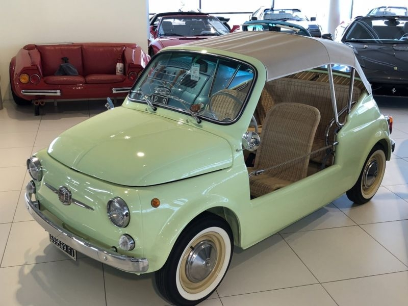 jolly by classic fiat showcase gallery