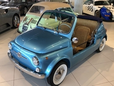 Fiat 500 Jolly 1970