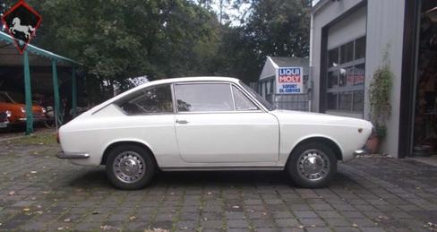 Fiat 850 Coupé 1967