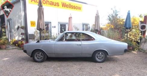 Opel Commodore 1970