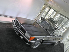 Mercedes-Benz 300SL w107 1987