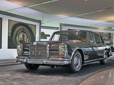 Mercedes-Benz 600 1968