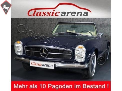 Mercedes-Benz 280SL w113 1970