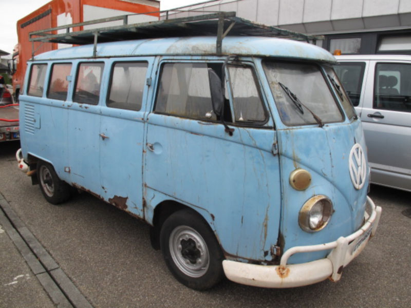 1970 Volkswagen T1 is listed Sold on ClassicDigest in