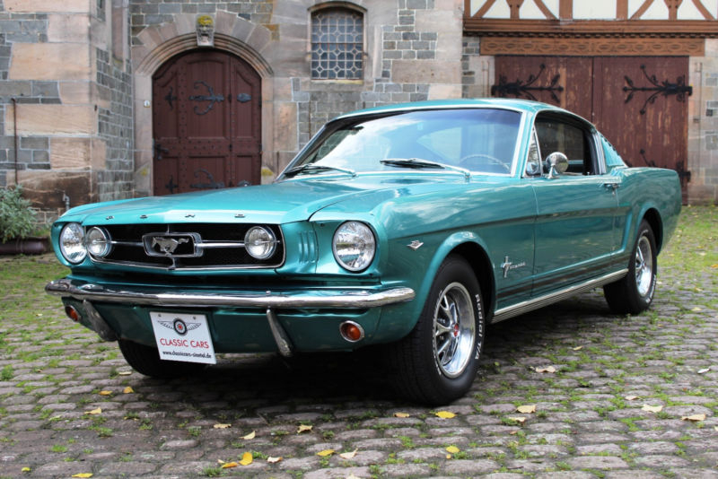 1966 ford mustang is listed for sale on classicdigest in leharstrasse 11 13de 36391 sinntal. Black Bedroom Furniture Sets. Home Design Ideas