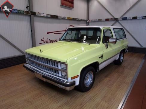 Chevrolet Blazer 1981