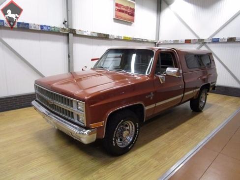 Chevrolet C20 1982