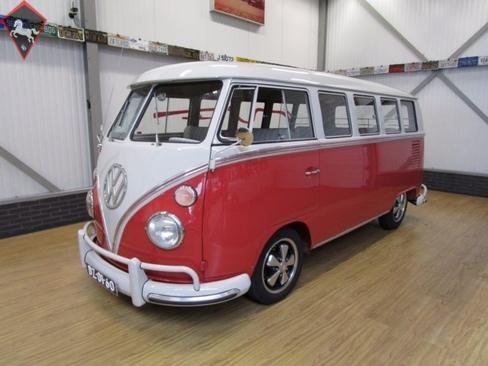Volkswagen T1 1966