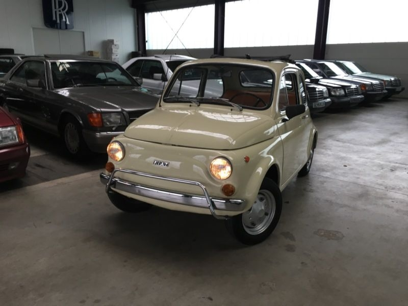 1975 Fiat 500 Is Listed Sold On Classicdigest In Hansestrasse 49ade