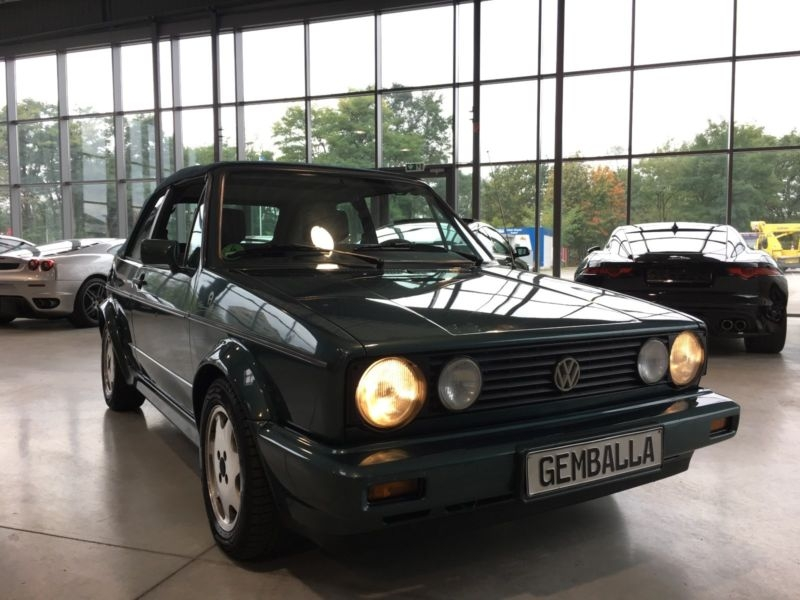 sold worldwide stable quality new images of 1990 Volkswagen Golf is listed Sold on ClassicDigest in ...