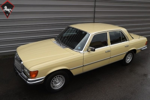Mercedes-Benz 280S/SE w116 1978