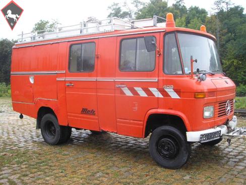 Mercedes-Benz LP 1974