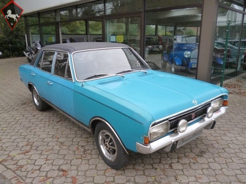Opel Commodore 1971