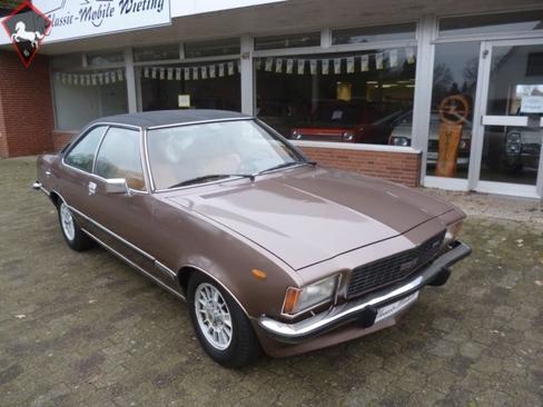 Opel Commodore 1976