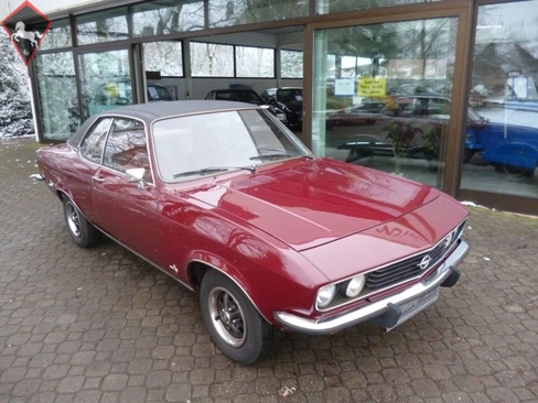 1972 opel manta is listed sold on classicdigest in alte. Black Bedroom Furniture Sets. Home Design Ideas