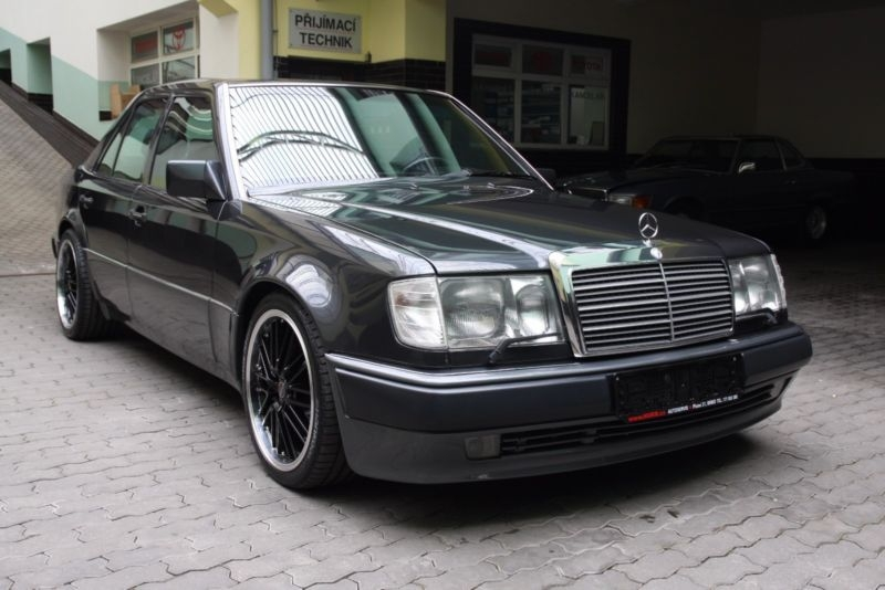 Image result for mercedes benz w124