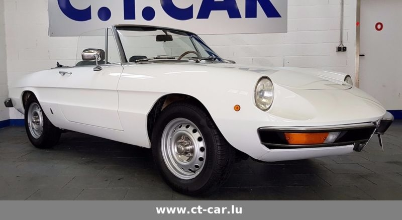 Alfa Romeo Spider Is Listed Sold On ClassicDigest In Rue - 1977 alfa romeo spider for sale