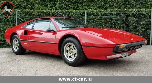Ferrari 308 GTS 1977