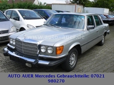 Mercedes-Benz 280S/SE w116 1980