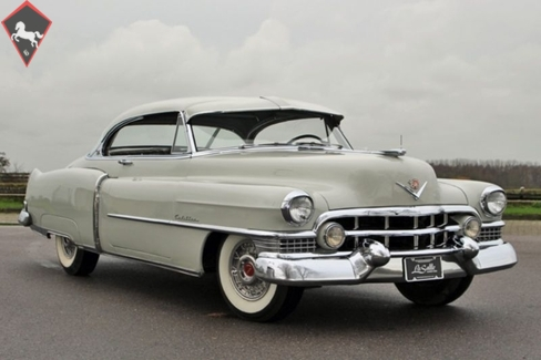 Cadillac De Ville 1951