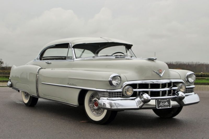 1951 Cadillac De Ville is listed Sold on ClassicDigest in ...