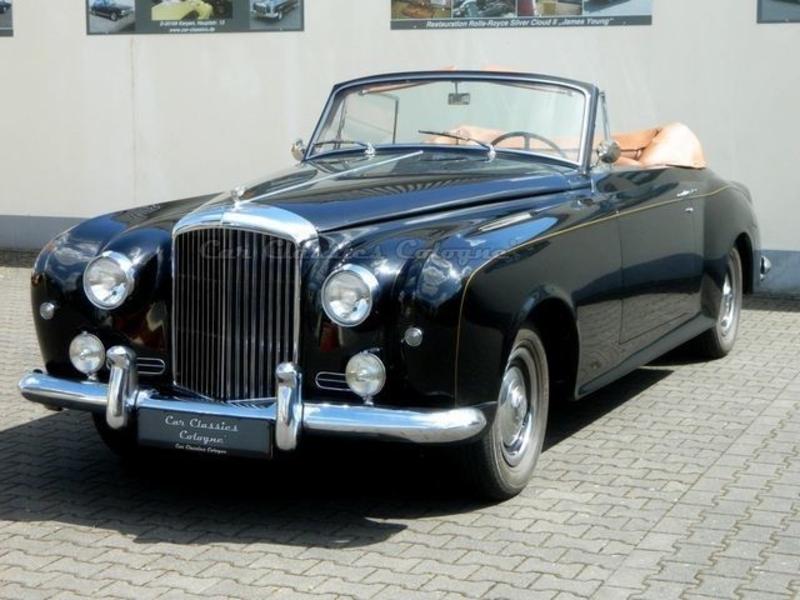 1956 bentley s1 is listed zu verkaufen on classicdigest in zum