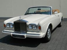 Rolls-Royce Corniche 1989