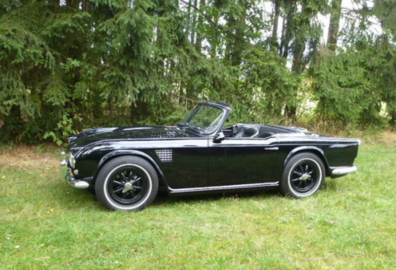 1962 Triumph Tr4 Is Listed For Sale On Classicdigest In Beethovenstrasse 4de 66299 Friedrichsthal By Christoph Dorscheid Sportwagen Gmbh For 58000