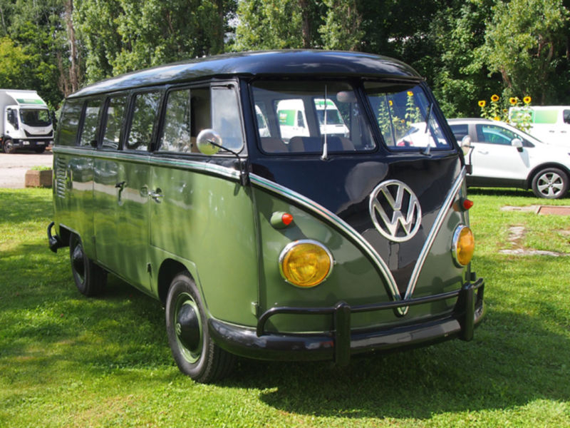 1964 volkswagen t1 is listed for sale on classicdigest in