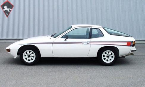 Porsche 924 1977