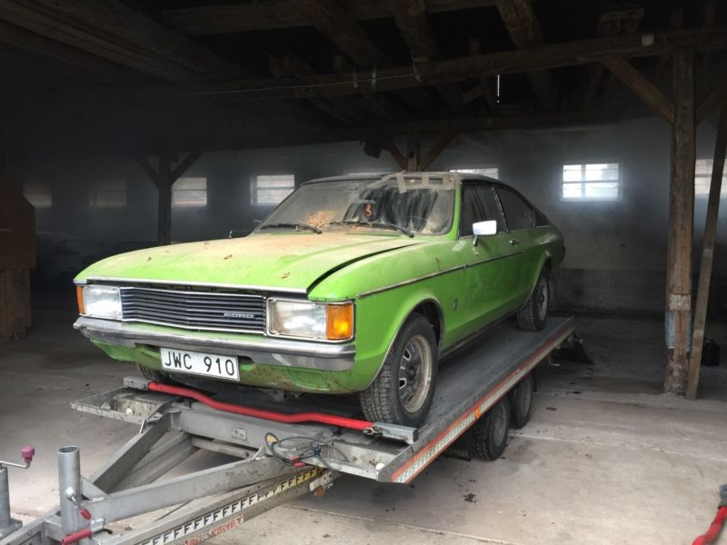 1977 Ford Granada Is Listed Verkauft On Classicdigest In