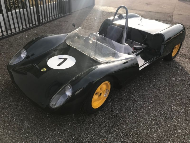 1963 Lotus 22 is listed Sold on ClassicDigest in 5, rue du rempart ...