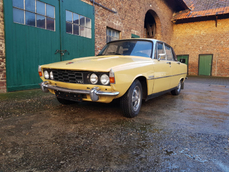 Rover P6 (2000/2200/3500) 1976
