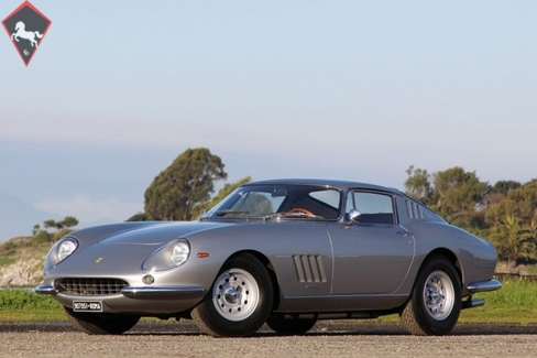 1966 Ferrari 275 Gtb Is Listed Verkauft On Classicdigest In Emeryville By Fantasy Junction For 2850000 Classicdigest Com