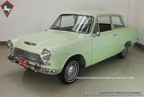Ford Cortina 1962
