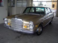 Mercedes-Benz 280S/SE/SEL w108 1973