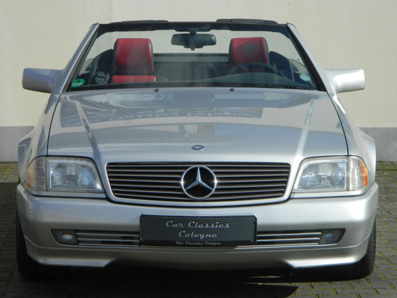 1995 mercedes benz 500sl r129 is listed zu verkaufen on. Black Bedroom Furniture Sets. Home Design Ideas