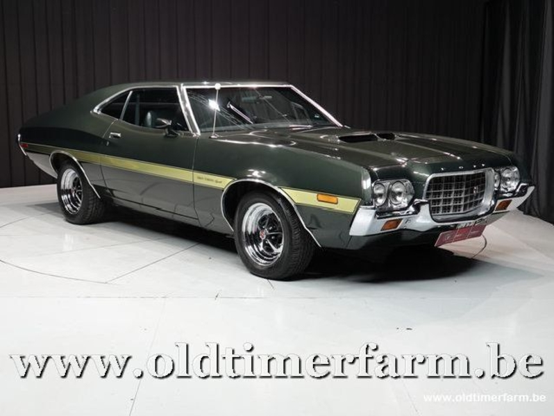 1972 Ford Gran Torino Is Listed Sald On Classicdigest In Aalter By