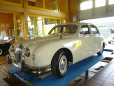 Jaguar Mk1 1957