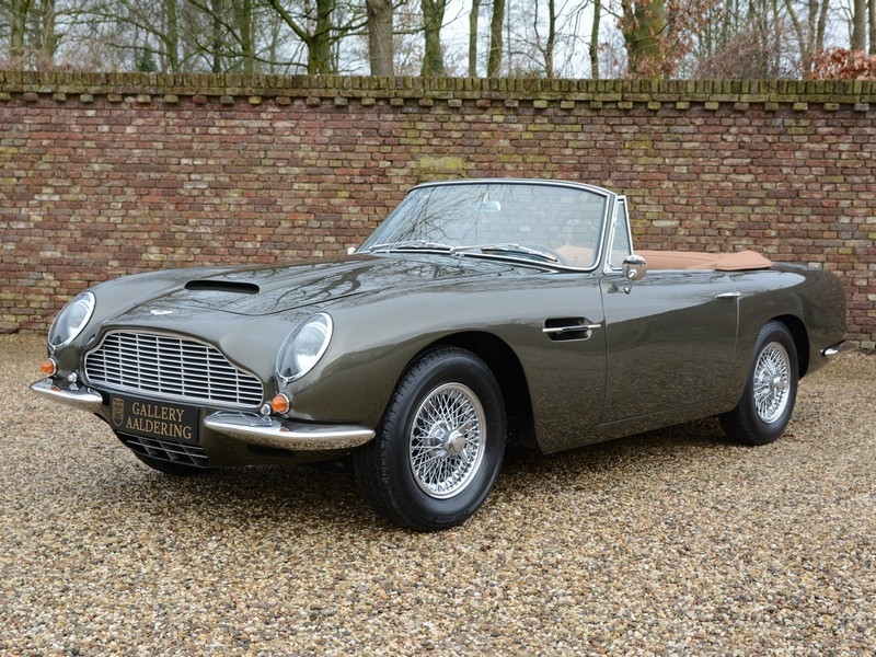 1969 Aston Martin Db6 Is Listed Sold On Classicdigest In Brummen By Gallery Dealer For 895000 Classicdigest Com