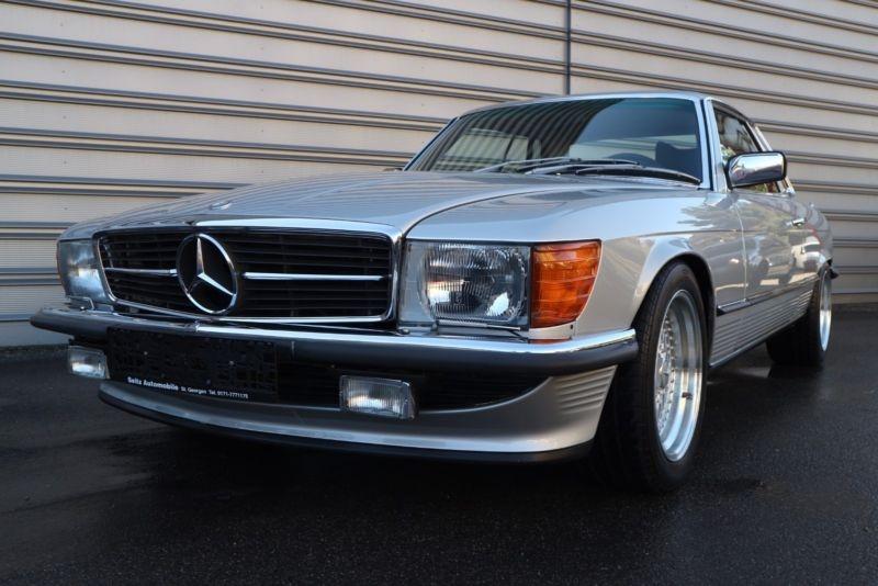 1979 mercedes 450sl parts