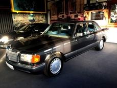Mercedes-Benz 300SE/SEL w126 1991
