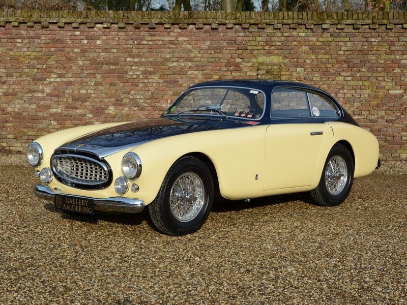 1951 Ferrari 212 Is Listed Verkauft On Classicdigest In Brummen By Gallery Dealer For Preis Nicht Verfügbar Classicdigest Com
