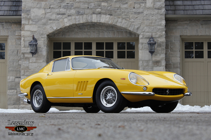 1967 Ferrari 275 Gtb Is Listed For Sale On Classicdigest In Georgetown By Legendary Motorcar Company Ltd For Not Priced Classicdigest Com