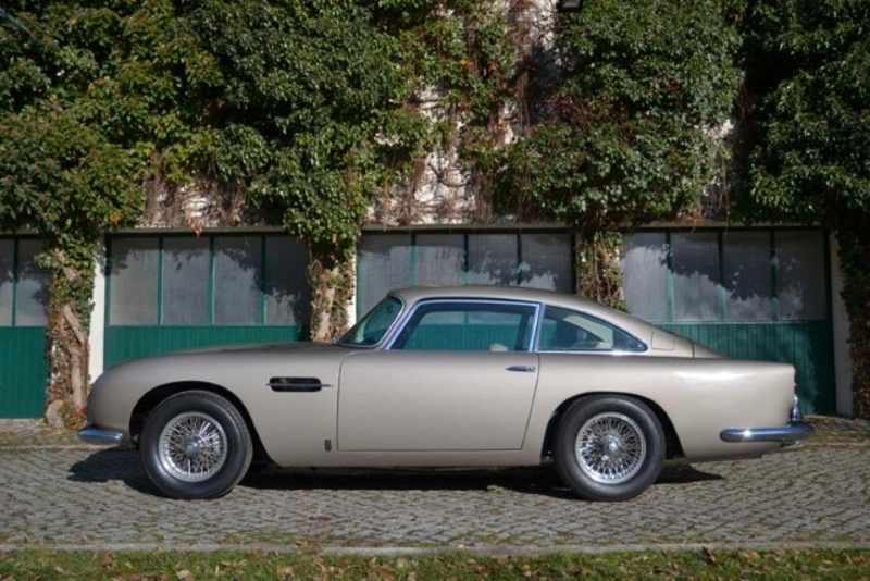 Aston Martin DB Is Listed Sold On ClassicDigest In Grays By - 1964 aston martin db5 for sale