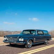 Chrysler New Yorker 1963