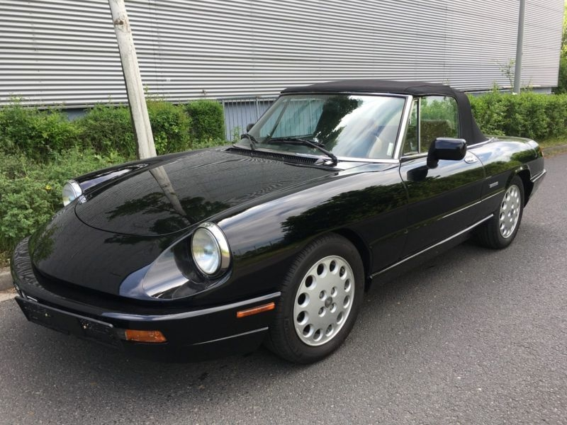 Alfa Romeo Spider Is Listed Sold On ClassicDigest In - 1994 alfa romeo spider